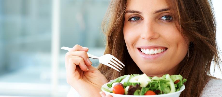 Cuidados após a sua cirurgia plástica: Alimentação