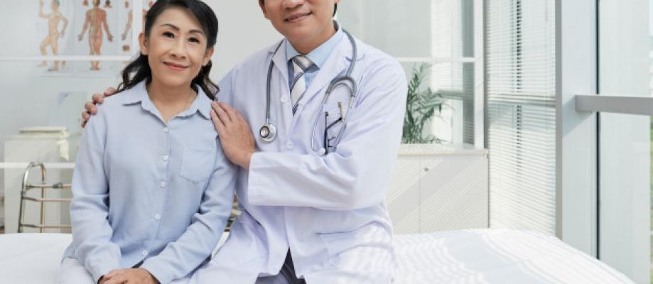 Quanto tempo preciso permanecer no hospital?